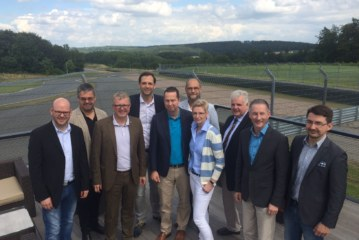 Freien Demokraten feiern auf dem Bilster Berg