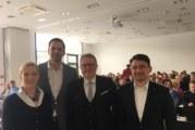 FDP-Bezirksparteitag wählte Frank Schäffler erneut zum Vorsitzenden